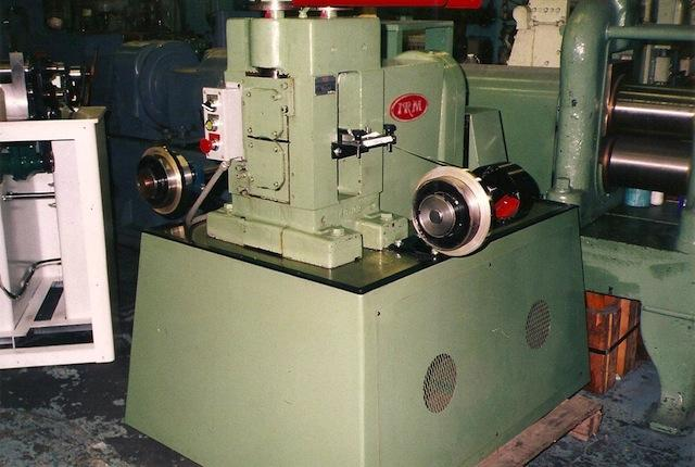 I.R.M. Carbide Rolling Mill 6 x 6 x 3