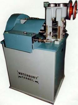 Waterbury Farrel Wire Flattening Machine